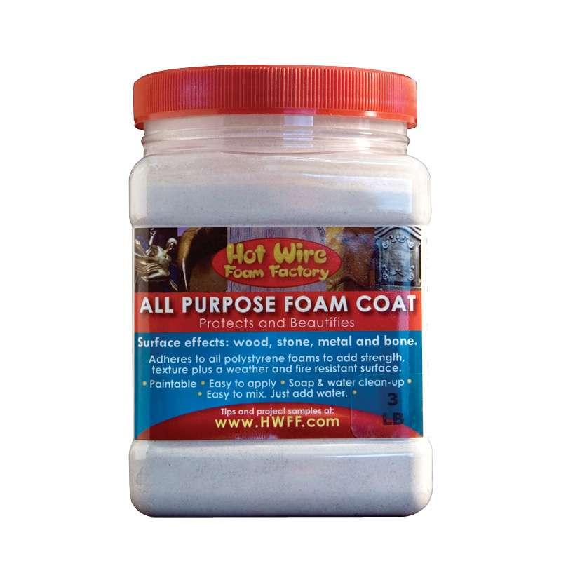 All Purpose Foam Coat
