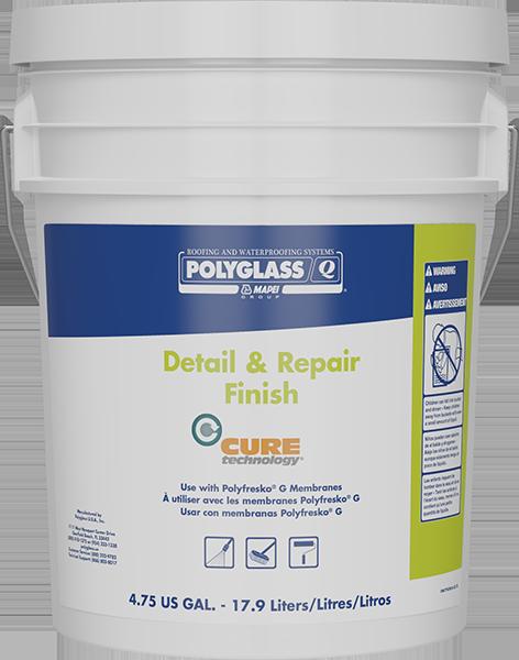 Polyglass Detail & Repair Finish